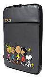 iLuv Universal Tablet Snoopy Fermuarl� Gri K�l�f