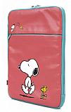 iLuv Universal Tablet Snoopy Fermuarl� Pembe K�l�f