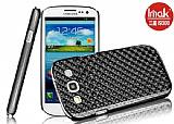 Imak Samsung Galaxy S3 / S3 Neo Su Küpü Siyah Kılıf