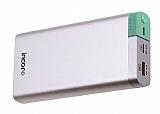 incore inPower 20000 mAh Powerbank Silver Yedek Batarya
