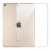 iPad 10.2 Şeffaf Silikon Kılıf