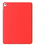 iPad 10.2 Kırmızı Silikon Kılıf