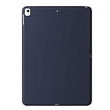 iPad 10.2 Lacivert Silikon Kılıf