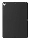 iPad 10.2 Siyah Silikon Kılıf
