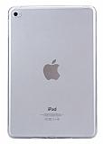 iPad 2 / 3 / 4 Şeffaf Silikon Kılıf