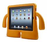 iPad 2 / iPad 3 / iPad 4 Sarı Çocuk Tablet Kılıfı