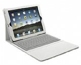 iPad 2 / iPad 3 / iPad 4 Bluetooth Klavyeli Beyaz K�l�f