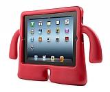 iPad Air 10.9 2020 Çocuk Tablet Kırmızı Kılıf