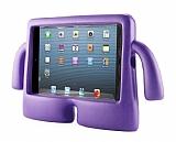 iPad Air 10.9 2020 Çocuk Tablet Mor Kılıf