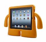iPad Air 10.9 2020 Çocuk Tablet Turuncu Kılıf
