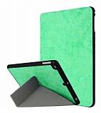 iPad Air / Air 2 /iPad pro 9.7 / iPad 9.7 Standlı Yeşil Kılıf