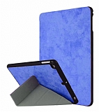 iPad Air / Air 2 /iPad pro 9.7 / iPad 9.7 Standlı Lacivert Kılıf