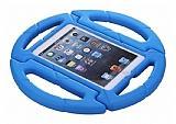iPad Air / Air 2 / iPad Pro 9.7 Ultra Koruma Direksiyon Tablet Mavi Kılıfı