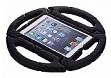 iPad Mini 1 / 2 / 3 / 4 Ultra Koruma Direksiyon Tablet Siyah Kılıfı
