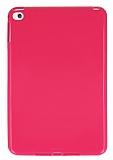 iPad Mini 4 Pembe Silikon Kılıf