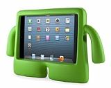 iPad Mini / Mini 2 / Mini 3 / Mini 4 Yeşil Çocuk Tablet Kılıfı
