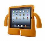 iPad Pro 10.5 / iPad 10.2 Turuncu Çocuk Tablet Kılıf