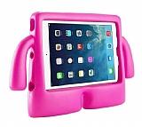 iPad Pro 10.5 / iPad 10.2 Pembe Çocuk Tablet Kılıf