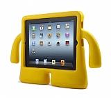 iPad Pro 10.5 / iPad 10.2 Sarı Çocuk Tablet Kılıf