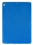 iPad Pro 10.5 Mavi Silikon Kılıf