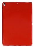 iPad Pro 10.5 Kırmızı Silikon Kılıf