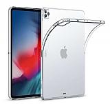 iPad Pro 11 2020 Şeffaf Silikon Kılıf