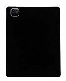 iPad Pro 11 2020 Siyah Silikon Kılıf