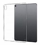 iPad Pro 11 Şeffaf Silikon Kılıf