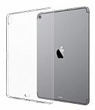 iPad Pro 12.9 2018 Şeffaf Silikon Kılıf