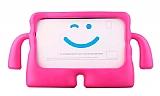 iPad Pro 9.7 Pembe Çocuk Tablet Kılıf