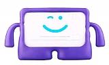 iPad Pro 9.7 Mor Çocuk Tablet Kılıf