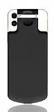 iPhone 11 Lightning Girişli 5000 mAh Bataryalı Kılıf