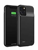 iPhone 11 Pro Max 6500 mAh Siyah Bataryalı Kılıf