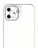 iPhone 12 6.1 inç 3D Cam Kamera Koruyucu