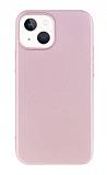 iPhone 13 Mini 5.4 inç Mat Rose Gold Silikon Kılıf