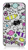 iPhone 4 / 4S Candy Ultra �nce Silikon K�l�f