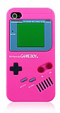iPhone 4 / 4S Game Boy Pembe K�l�f