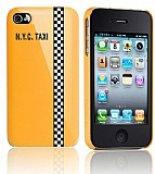 NYC Taxi iPhone 4 / iPhone 4S K�l�f