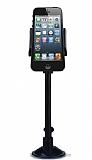 iPhone 5 / 5S Baseus Siyah Ara� Tutucu