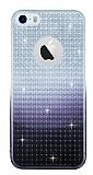 iPhone SE / 5 / 5S I��lt�l� Siyah Silikon K�l�f
