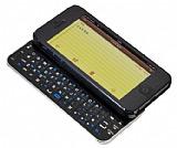 iPhone 5 / 5S Klavyeli Siyah K�l�f