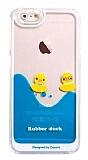 iPhone 6 / 6S Sulu Ördek Rubber Kılıf