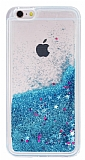 iPhone 6 / 6S Sulu Mavi Rubber Kılıf