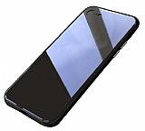 iPhone 6 Plus / 6S Plus 360 Derece Koruma Manyetik Siyah Cam Kılıf