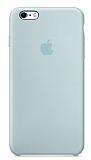 iPhone 6 Plus / 6S Plus Orjinal Turquoise Silikon K�l�f