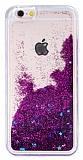 iPhone 6 / 6S Sulu Mor Rubber Kılıf