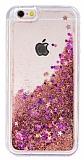 iPhone 6 / 6S Sulu Rose Gold Rubber Kılıf