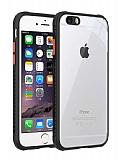 iPhone 7 / 8 Ultra Koruma Kaff Siyah Kılıf