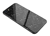 iPhone 7 / 8 Granit Desenli Siyah Rubber Kılıf