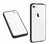 iPhone 7 / 8 Manyetik Şarj Özelikli Powerbank ve Beyaz Kılıf